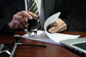 notaris testament openen